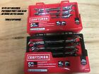 Craftsman Flare Nut Wrench Set Or Single Sae Or Metric Full Polish Your Choice