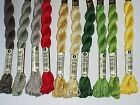Dmc Pearl Cotton Embroidery Thread Size 3 - You Choose Color - 56 Colors