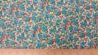 Floral Bty Cotton Fabric U Pick Print Yard 36x44 Quilting Calico Flower Small
