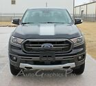 2019 Ford Ranger Hood Decals Vim Hood Stripes Vinyl Graphics Wrap Kit 2020