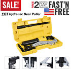 3in1 Hydraulic Gear Puller Pumps Oil Tube 3 Jaws Drawing Machine 5t 10t 15t Opt
