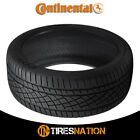 1 New Continental Extremecontact Dws06 29535zr18 99y Tires