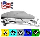 Gray Boat Cover For Lund 1650 Angler Ss 1997 1998 2000