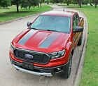 2019 2020 Ford Ranger Hood Stripes Decals Vinyl Graphics Kits Nomad Hood
