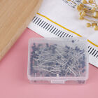 250pcslot Sewing Straight Dressmaking Pins Pearl Head Straight Quilting Pinyeu