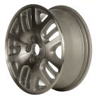 Oem 16x6.5 Alloy Wheel Bright Sparkle Silver Painted Wmachined Face 560-68717