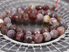 Natural Gemstones 8mm Faceted Round Loose Beads Strand 15 16 Pick Stone