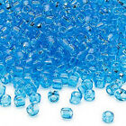 Lot Of 200 Matsuno 60 Glass Seed Beads Shiny Transparent Colors Spacer Beads
