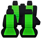Truck Seat Covers 2012-2018 Dodge Ram Full Set Customized 23 Color Choices Abf