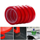 10mm X 3m Red Double-sided Adhesive Tape Car Sticker Lcd Screen Phone Repair