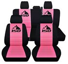 Truck Seat Covers Customize Design 2015-2018 Ford F150 Front Rear Set Abf