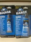 1 Tube 34 Oz Or 2oz Barge All-purpose Cement Glue Leather Rubber Wood Metal
