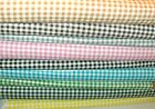 .14 Gingham Checks Quilt Fabric U Pick Red Green Black Yellow Orange Blue Bty