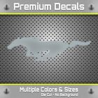 Ford Mustang Pony Decal Sticker Ford 5.0 Gt Pony Emblem Badge 302 Racing Horse