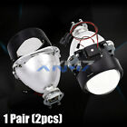 2.5 Upgraded 8.0 Hid Bi-xenon Projector Lens For H1 H4 H7 Headlight Retrofit