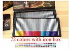 Painting Pencils 24 36 48 72 Color Art Drawing Non-toxic Water Color Sketch