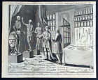 1760 Universal Magazine of Antique Print of Medical Surgery   Medical Instrument