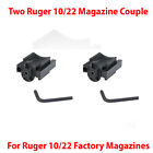 1022 Mag Connector Black Ruger 22lr 1022 Rifle