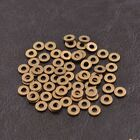 100pcs Tibetan Rings Spacer Beads Jewelry Findings 6mm 8mm F3036