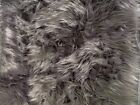 Shaggy Faux Fur Fabric Pieces - Assorted Colors