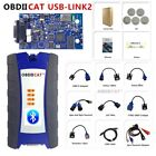 Heavy Duty Truck Scanner Diagnostic Tool Bluetooth Usb Link Interface