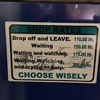 Shop Rates Overlay Decal Snap On Tool Box Cart Krl 6 Colors To Choose From