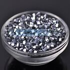 Bicone Loose Crystal Glass Spacer Beads 3mm 4mm 6mm 8mm For Diy Jewerly Making