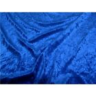 33 Colors 45 Yard Roll Velvet Panne Crushed Backdrop Velour Stretch Fabric