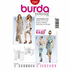 Burda Sewing Patterns Misses Assorted Dresses Casual Business Kimono Formal