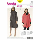 Burda Sewing Patterns Misses Assorted Jackets Coats Vest Winter Fall Styles New