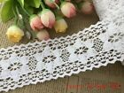 6yards Delicate Vintage Cotton Crochet Lace Trim Diysewingcraft Wedding Lace