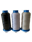 92 Bonded Polyester Sewing Thread 1500 Yards 32 Colors Available