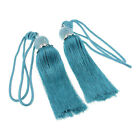 Curtain Tieback Tassels Fringe With Hanging Ball Curtain Drapery Supplies