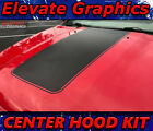 Fits Dodge Ram 1500 Hood Stripes Graphics 3m Decals Stickers Vinyl For 2009-2018