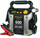 Battery Jump Starter Air Compressor Peak Portable Car Charger Booster 600-1200 A