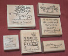 Great Variety Of Stampin Up Stamps
