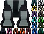 Front And Rear Car Seat Covers Fits Jeep Wrangler Yj-tj-lj 1985-2006 Select