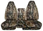 Front Set Car Seat Covers Fits Ford Ranger 1991-2012 6040 Highback