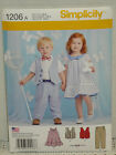 Simplicity Sewing Patterns - Infants Babys Toddlers - Uncut U-pick Lot 31