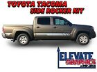 Toyota Tacoma Side Rocker Graphics Vinyl Stripes 3m Decals Stickers 2015-2020
