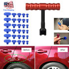 Car Body Paintless Dent Repair Removal Tool Puller Lifter T-bar 30 Tabs Us Stock
