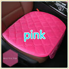 Universal Plush Car Seat Cover Breathable Pad Mat For Auto Chair Cushion Us