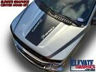 Fits Ford F250 And F350 Center Hood Graphics Vinyl Stripes Decal Stickers 17-21