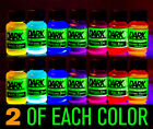 Glowing Liquid Uv Neon Blacklight Reactive Dye Paint Ink Special Effects