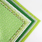 50x50cm Lots Cotton Fabric Patchwork Bundle Quilting Pre-cut Sewing Diy Cloth