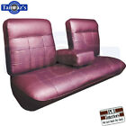 1963 Cadillac Deville Front Rear Seat Covers Upholstery Coupe Pui New