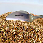 Tiny Beads 110 Czech 10-grams Glass Seed Beads Pick Color