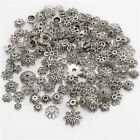 500pcs Lot Mixed Tibet Silver Beads Spacer For Jewelry Making European Bracelet