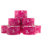 8 Rolls Breast Cancer Awareness Duct Tape Stick With Pink Arts Crafts Diy Duck