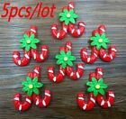 Resin Diy Christmas Flatback Cabochon Scrapbooking Embellishments Crafts 525x